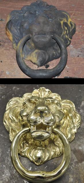 Brass Amp Copper Polishing Shop Metal Polishing In Md Va