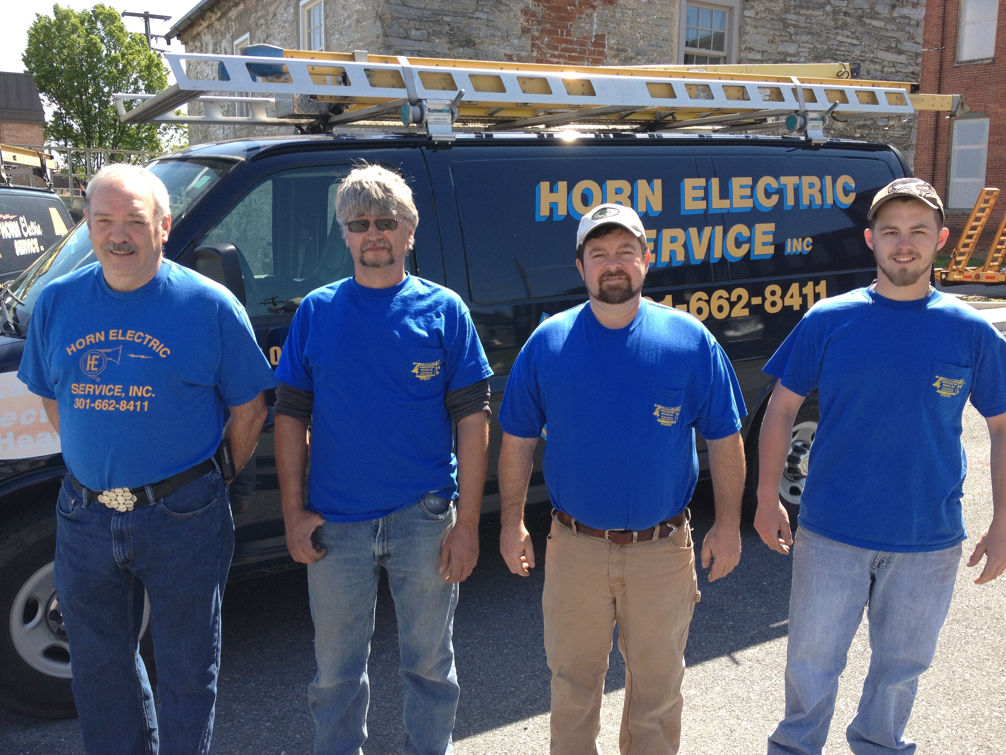 Horn Electric Service Frederick Maryland Electrician Commercial Residential Wiring 301 662 8411